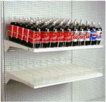 Soda Bottle Displays